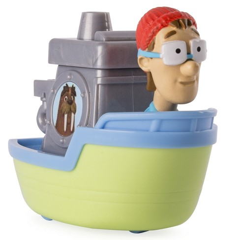PAW Patrol Rescue Racers, Captain Turbot's Boat - image 1 of 3