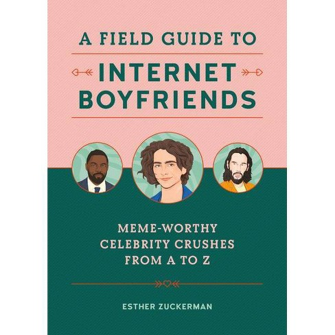 A Field Guide to Internet Boyfriends - by  Esther Zuckerman (Hardcover) - image 1 of 1
