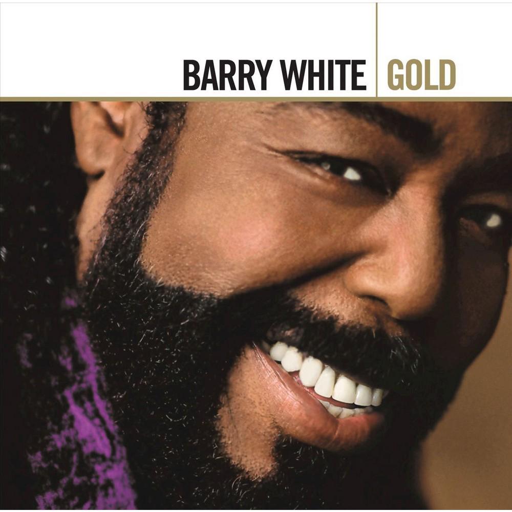 Barry White - Gold (CD), Pop Music