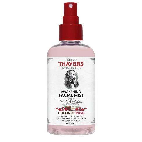 Thayers Natural Remedies Awakening Facial Mist - Coconut Rose - 4 fl oz - image 1 of 1