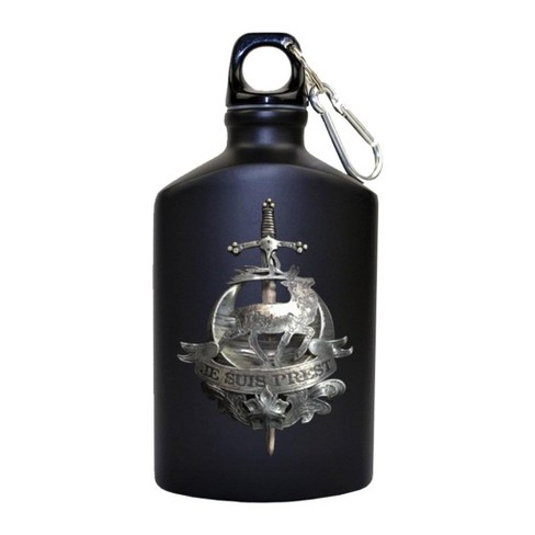 Factory Entertainment Outlander Fraser Clan Motto Metal Drink Bottle/Flask - image 1 of 1