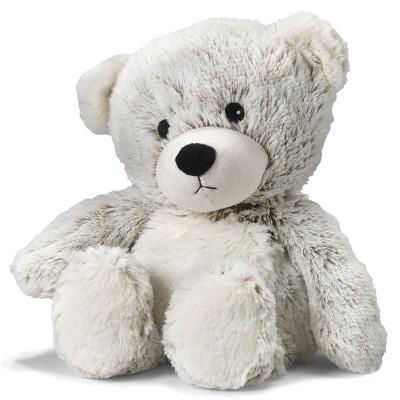 "Intelex Warmies(R) Microwavable Plush 13"" Marshmallow Bear"