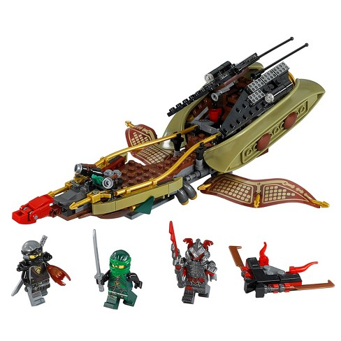 LEGO® Ninjago Destiny's Shadow 70623 - image 1 of 15