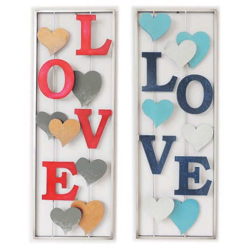Wall Decor-Love - Home Source - image 1 of 1