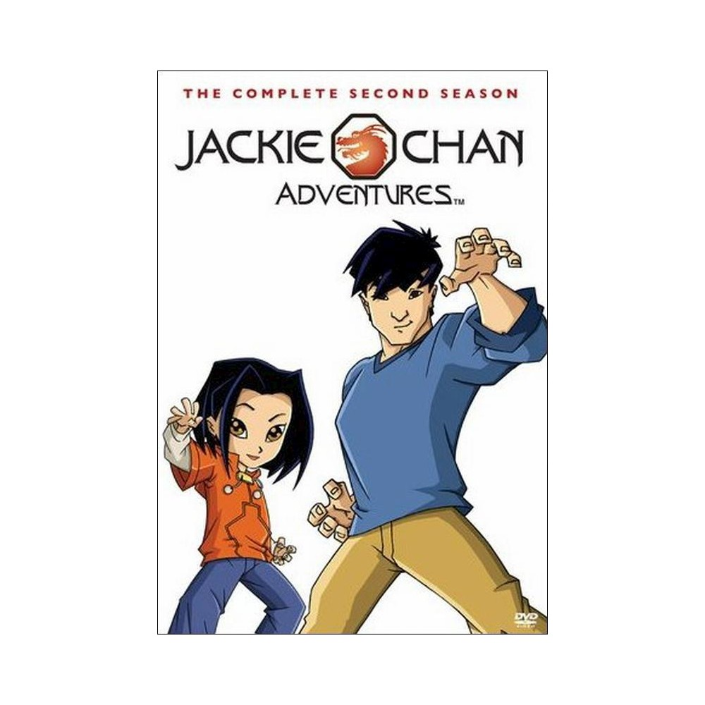 Jackie Chan Adventures:Complete Secon (Dvd)