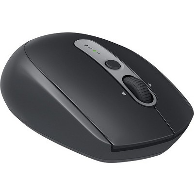 Logitech M590 Multi-Device Silent - Optical - Bluetooth/Radio Frequency - Graphite Tonal - 1000 dpi - Scroll Wheel - 7 Button(s)