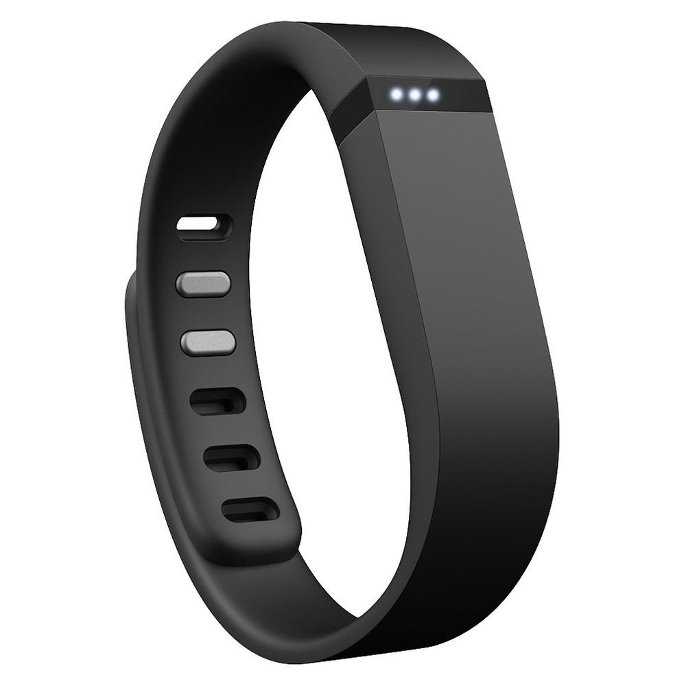 Fitbit Flex Wireless Activity and Sleep Tracker Wristband, Black