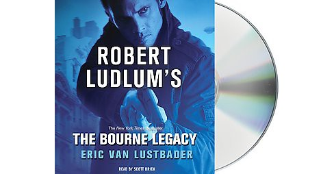 Robert Ludlum's The Bourne Legacy (Unabridged) (CD/Spoken Word) (Eric Lustbader) - image 1 of 1