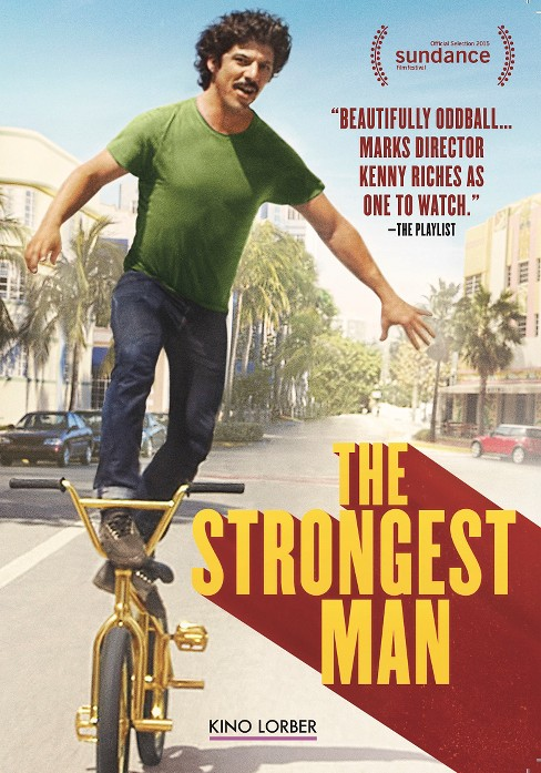 Strongest man (DVD) - image 1 of 1