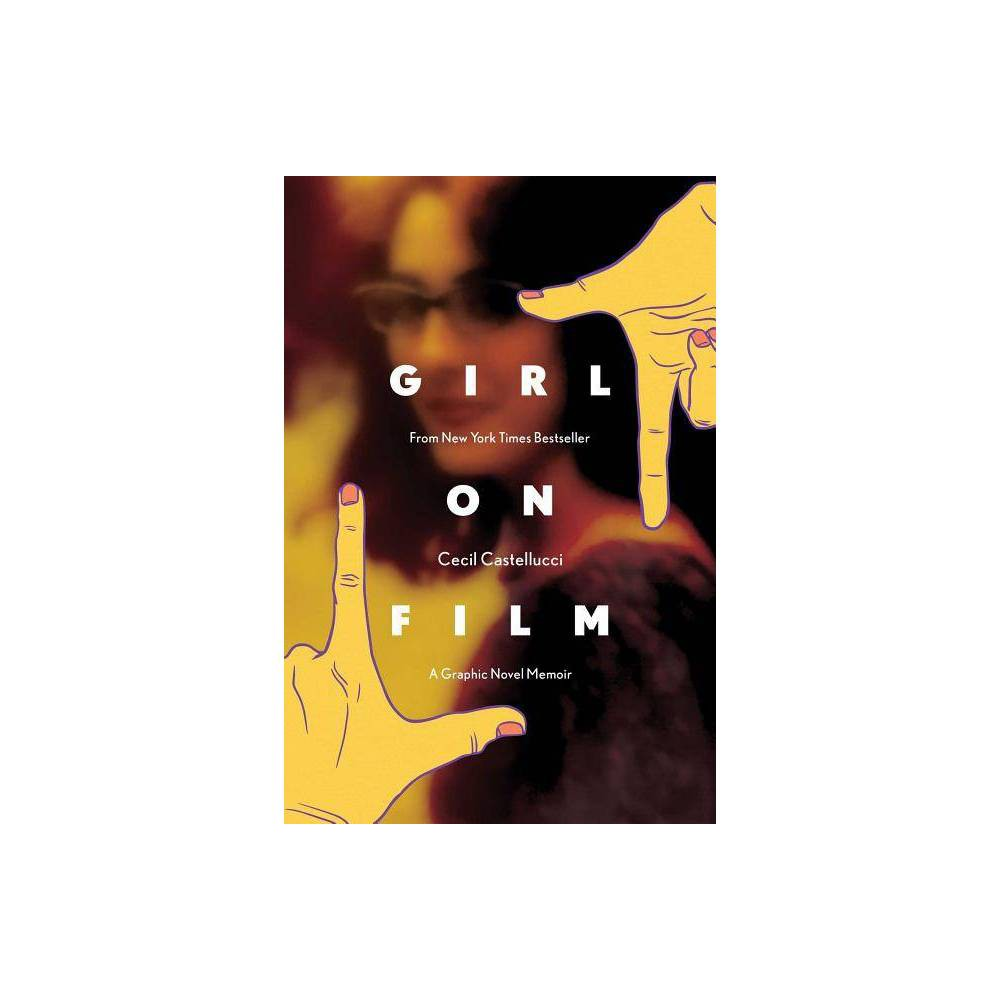 Girl On Film Original Graphic Novel By Cecil Castellucci Paperback