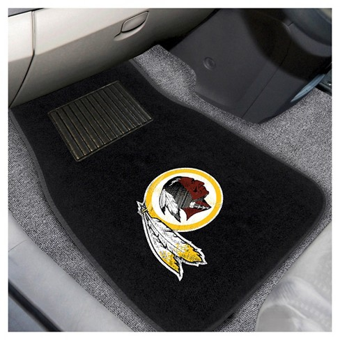 Cool Nfl Fan Mats 2Pc Embroidered Car Mat Set Washington Squirreltailoven Fun Painted Chair Ideas Images Squirreltailovenorg