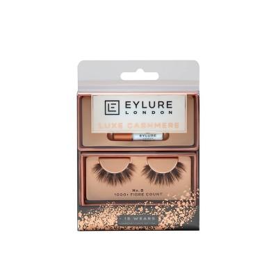 Eylure False Eyelashes Luxe Cashmere No. 8 - 1pr