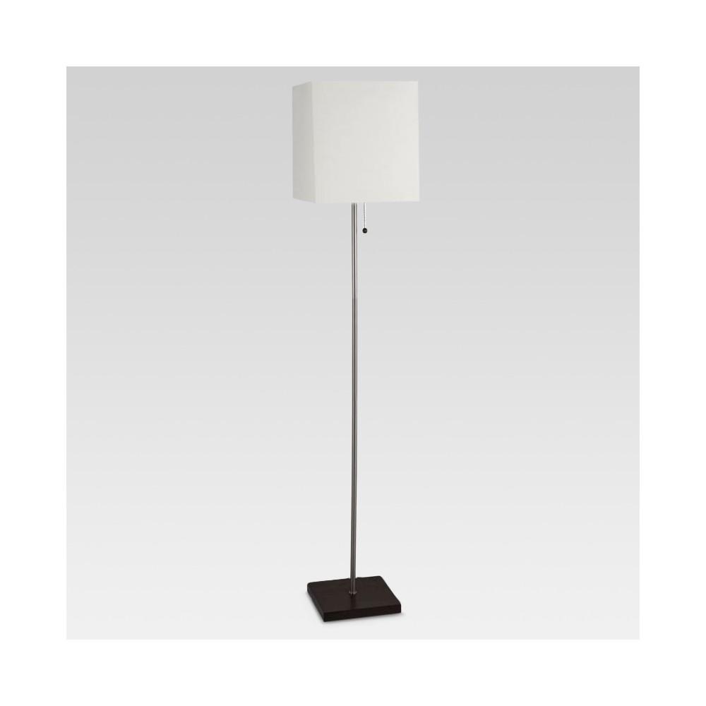 Upc 798919021185 Threshold 226 Quot 162 Square Stick Floor Lamp