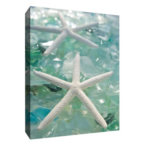 """Crystal Stars Decorative Canvas Wall Art 11""""x14"""" - PTM Images - image 1 of 1"""