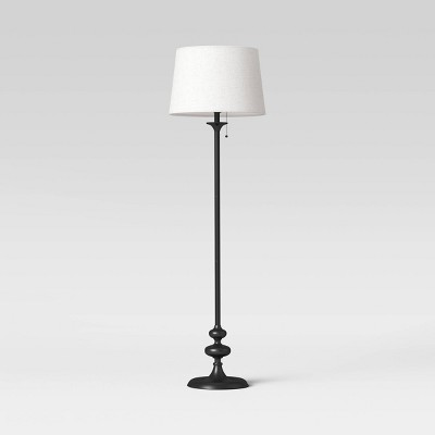 Stick Floor Lamp Dark Black - Threshold™