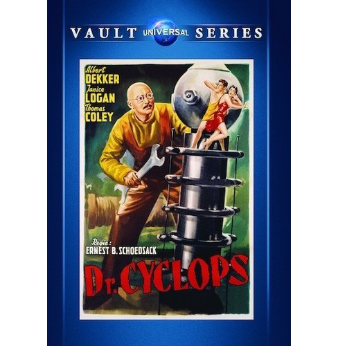 Dr Cyclops (DVD) - image 1 of 1