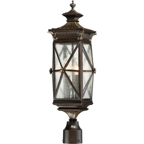The Great Outdoors 9316-586 4 Light Outdoor Post Light from the Rue Viellle Collection - image 1 of 1