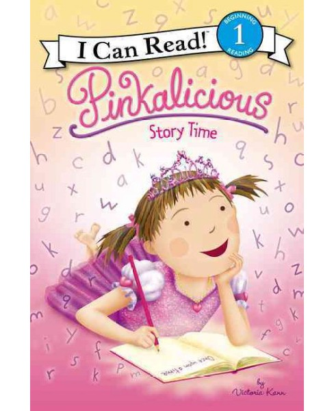 Pinkalicious : Story Time (Hardcover) (Victoria Kann) - image 1 of 1