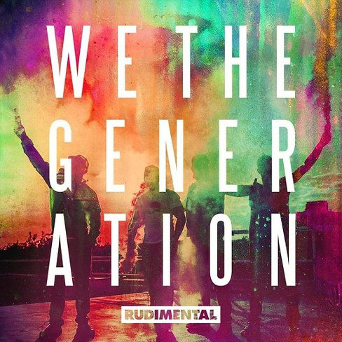 Rudimental - We The Generation (CD) - image 1 of 1