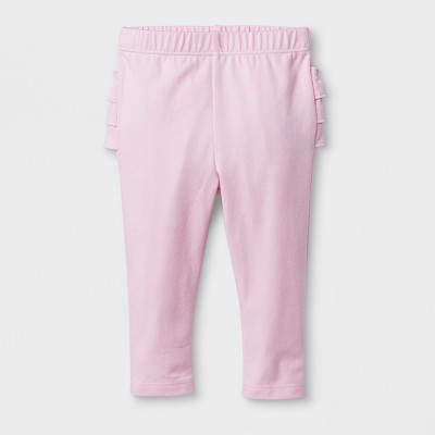 Baby Girls' Leggings - Cat & Jack™ Pink Newborn