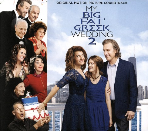 Various - My big fat greek wedding 2 (Ost) (CD) - image 1 of 1