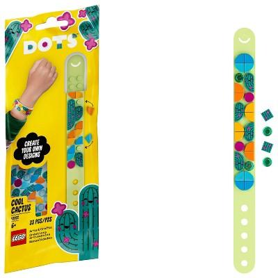 LEGO DOTS Cool Cactus Bracelet DIY Craft Bracelet Toy 41922