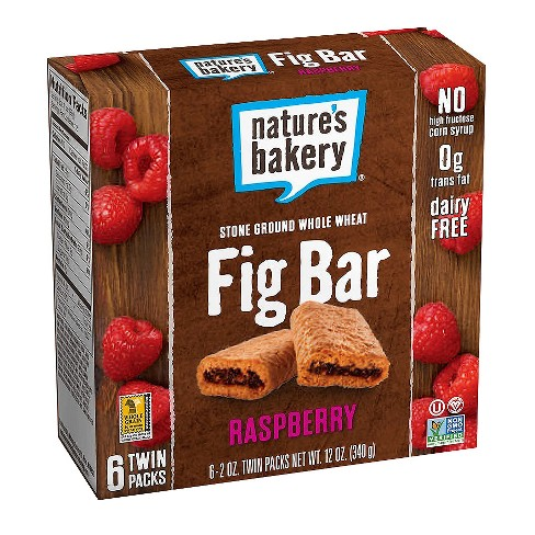 Nature's Bakery Raspberry Fig Bar - 6ct - image 1 of 1