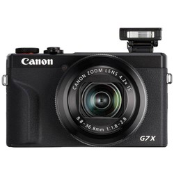 Canon PowerShot G7 X Mark III 20.1MP Digital Point and Shoot Camera, 4.2x Optical Zoom, Black
