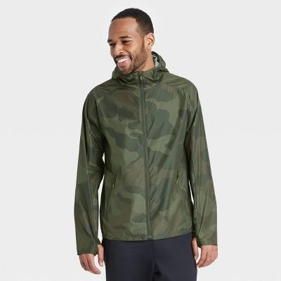 Men's Windbreaker Jacket - All in Motion™