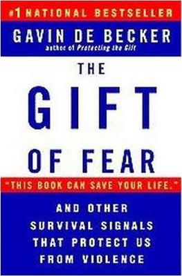 The gift of fear by gavin debecker