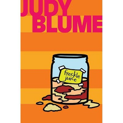 Freckle Juice - by Judy Blume (Paperback)