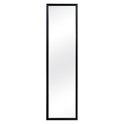 Framed Mirror Black - Room Essentials™ - image 1 of 4