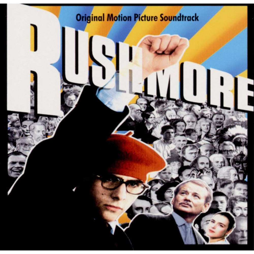 Various - Rushmore (Ost) (CD)
