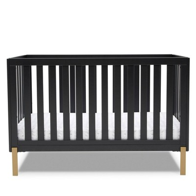Delta Children Hendrix 4-in-1 Convertible Crib, Greenguard Gold Certified
