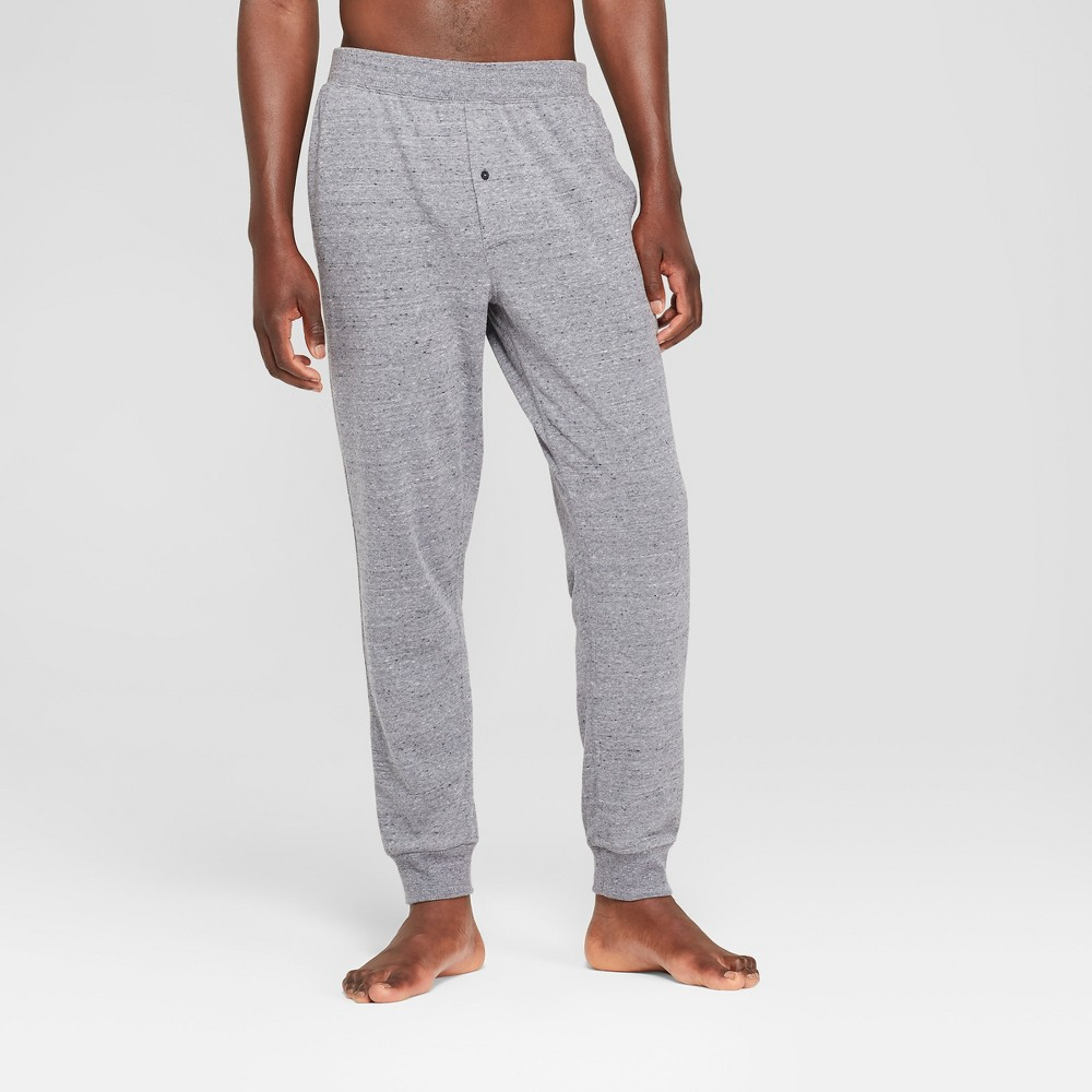 Men's French Terry Jogger Pajama Pants - Goodfellow & Co Heather Grey S