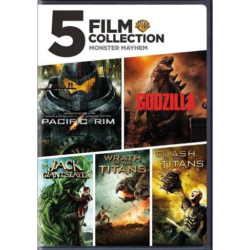 5 Film Collection: Momster Mayhem (DVD) - image 1 of 1