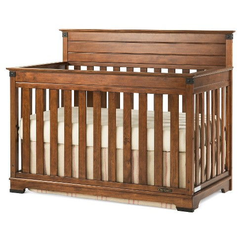 Child Craft Redmond 4-in-1 Convertible Crib - image 1 of 4