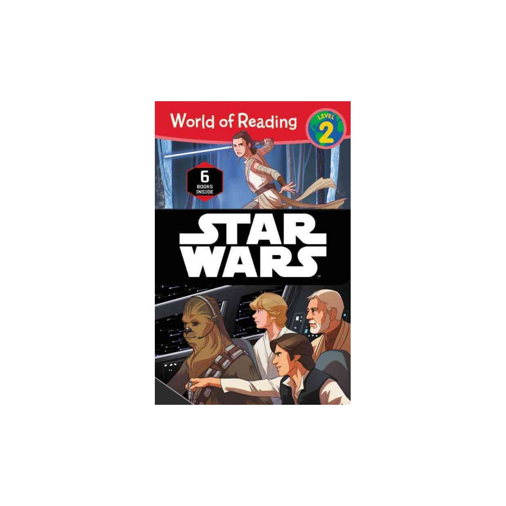 Star Wars : Trapped in the Death Star! / Use the Force! / Captured on Cloud City / Rescue from Jabba's