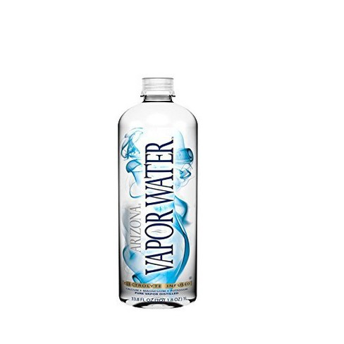 AriZona Vapor Water - 33.8 fl oz Bottle - image 1 of 1