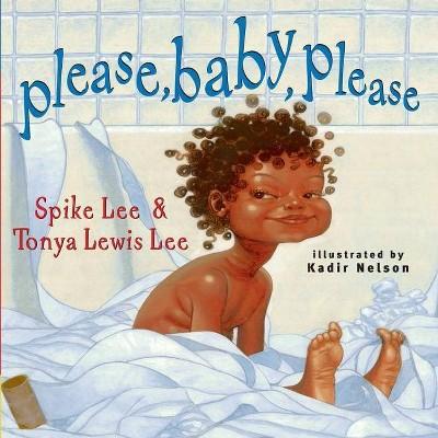 Please, Baby, Please by Spike Lee (Board Book)