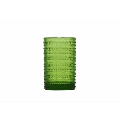 13oz 6pk Glass Jupiter Ice Beverage Glasses Fern - Fortessa Tableware Solutions