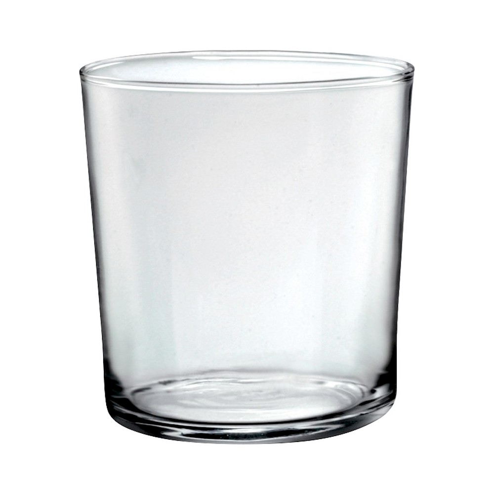Image of Bormioli Rocco Bodega Tumbler 12.5oz Set of 12 (Medium), Clear