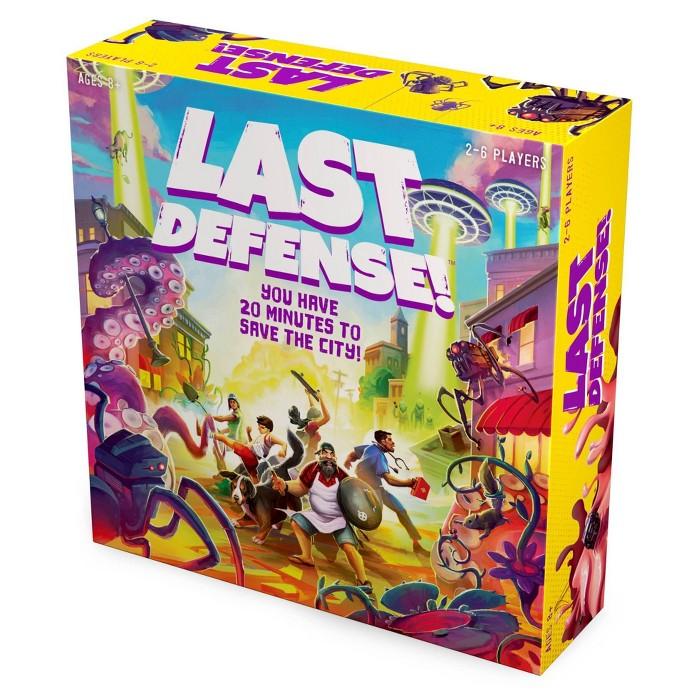 Funko Last Defense Board Game : Target