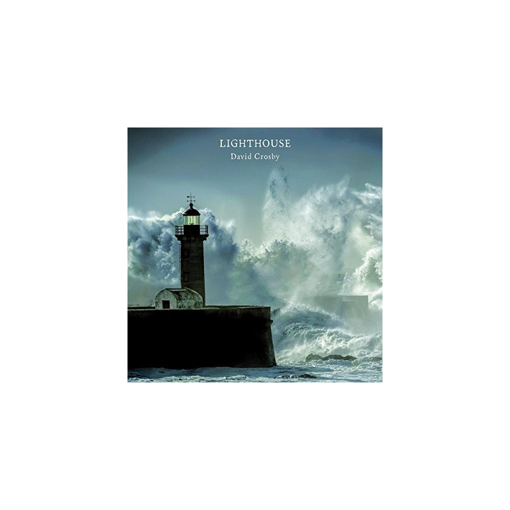 David Crosby - Lighthouse (CD)