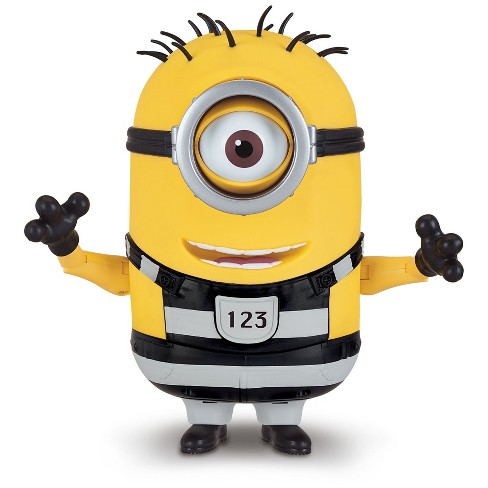 Despicable Me 3 Minion - Jail Time Carl - image 1 of 4