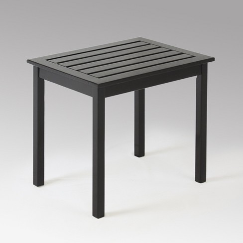 Alston Wood Porch Side Table - Cambridge Casual - image 1 of 4