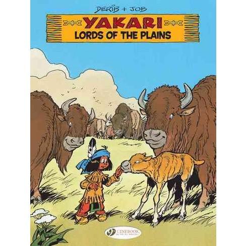 yakari lords of the plain paperback job target