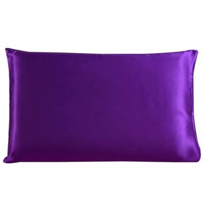 1 Pc 100% Mulberry Silk Fabric Pillow Case - PiccoCasa