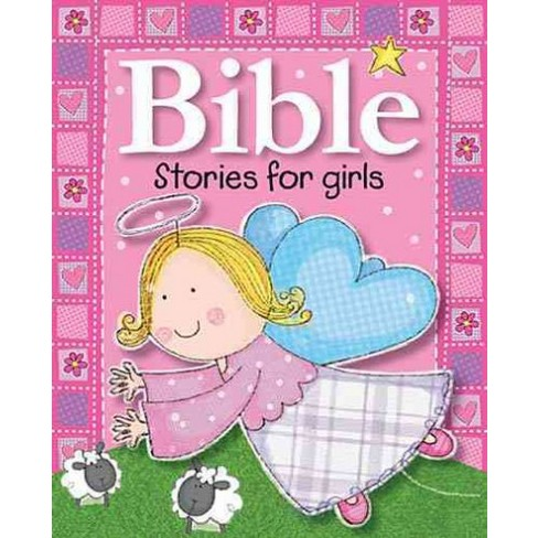 Bible Stories for Girls - by  Lara Ede (Board_book) - image 1 of 1