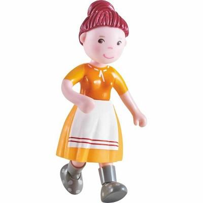 "HABA Little Friends Farmer Johanna- 4.5"" Dollhouse Toy Figure"